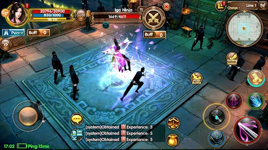 Age of Wushu Dynasty Mod Apk (No Cooldown) Download 6
