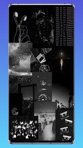 Black Aesthetic Wallpaper Apk Download 2021 5