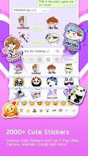 Facemoji Emoji Keyboard:DIY, Emoji, Keyboard Theme 7