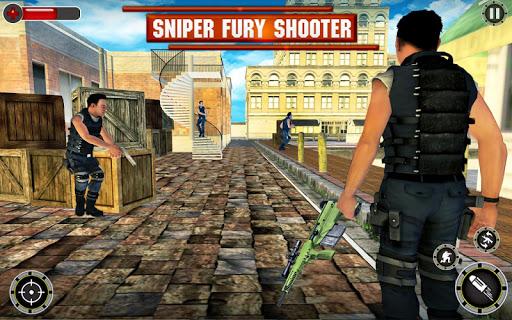 Sniper FPS Fury - Top Real Shooter- Sniper 3d 2018 apktram screenshots 2