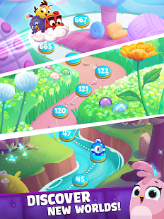 Angry Birds Dream Blast 1.34.0 Screenshots 11