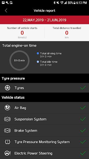 Kia UVO 1.5.4 Screenshots 4