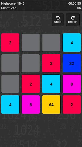 2048 extended screenshot 3