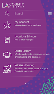 LA County Library  For Pc [free Download On Windows 7, 8, 10, Mac] 1