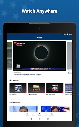 Fox News: Breaking News, Live Video & News Alerts 4.20.0 Screenshots 11