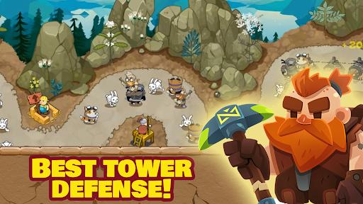 Tower Defense Kingdom: Advance Realm  screenshots 21