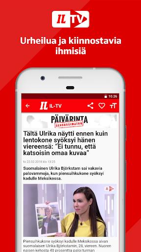 Iltalehti 4.4.0.103 screenshots 5