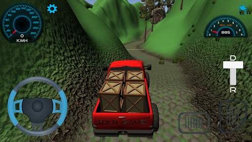 offroad truck cargo transport simulator 2020 screenshot 2