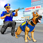 US Police Dog Shopping Mall Crime Chase icon