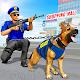 US Police Dog Shopping Mall Crime Chase