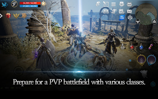 Lineage 2: Revolution 1.25.10 screenshots 9
