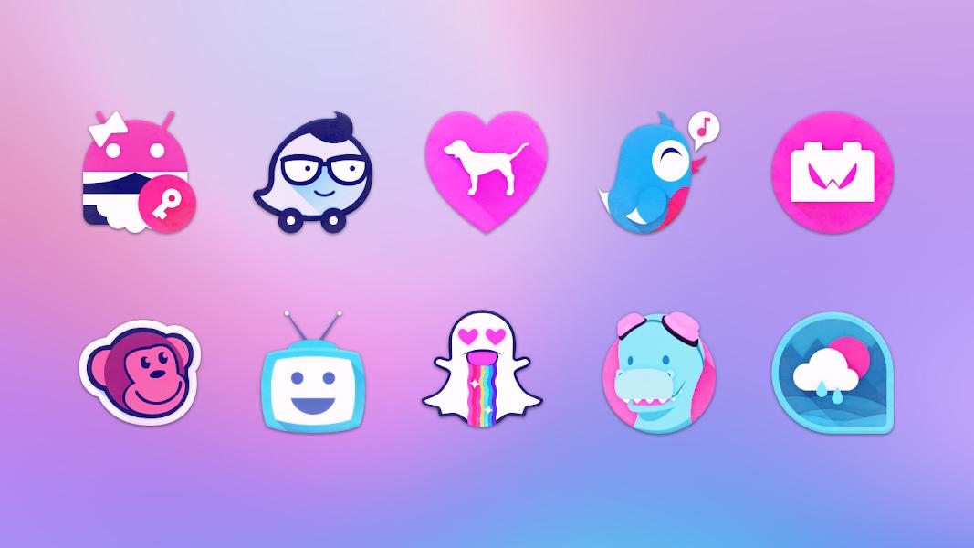 Unicorn Icon Pack