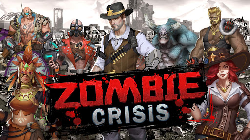 Zombies Crisis:Fight for Survival RPG screenshots 1