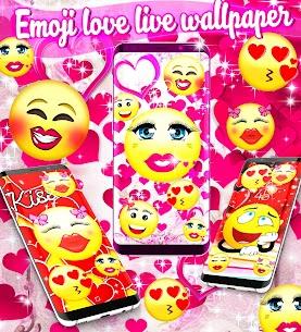 Emoji love live wallpaper For Pc (Windows 7, 8, 10, Mac) – Free Download 2