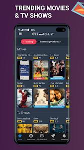 OTT Watchlist – TV Series & Movie Tracker 2.0.0