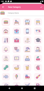 Money  Cute Expense Tracker