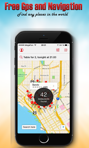 Free GPS Maps - Navigation and Place Finder 4.3.1 Screenshots 5