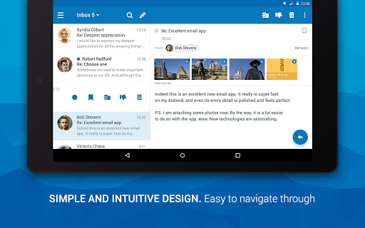 Email App for Any Mail 11.13.1.29164 Screenshots 5