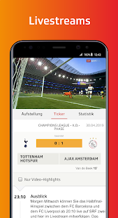 SRF Sport - News, Livestreams, Resultate 3.4.1 Screenshots 2