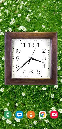 Battery Saving Analog Clocks Live Wallpaper 6.5.1 Screenshots 3