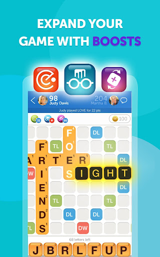 Words with Friends: Play Fun Word Puzzle Games 15.304 screenshots 15