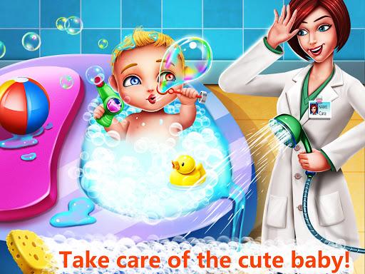 ER Hospital 2 - Zombie Newborn Baby ER Surgery android2mod screenshots 2