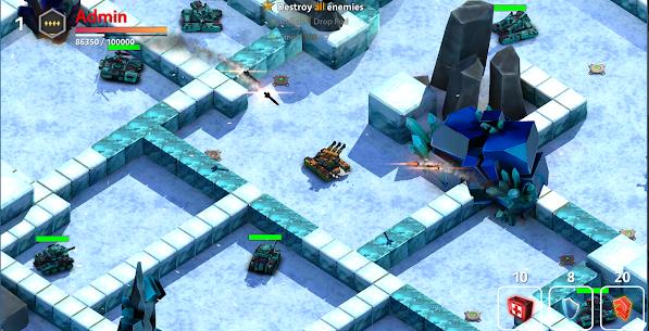 Block Tank Wars 3 v1.19 MOD APK 5