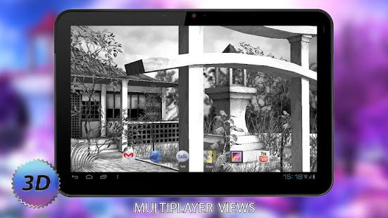Dreams World 3D Live Wallpaper