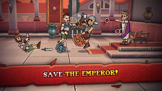 Gladihoppers – Gladiator Battle Simulator! MOD APK 3.0.0 (Unlimited Money) 3