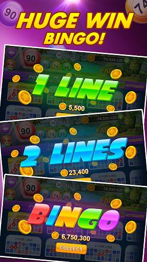 UK Jackpot Bingo - Offline New Bingo 90 Games Free 1.0.8 screenshots 3