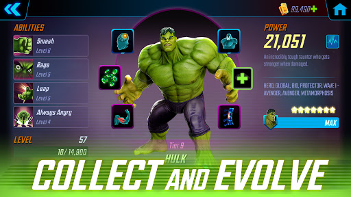 MARVEL Strike Force - Squad RPG 5.2.1 screenshots 5