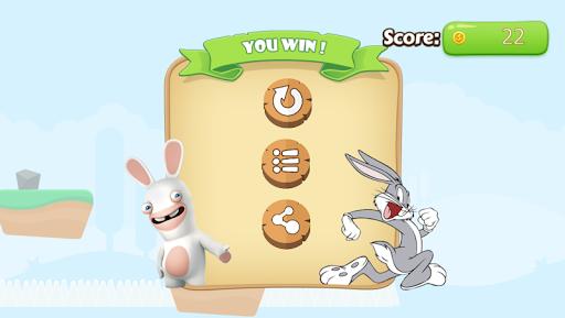 Bunny Bwaaah : Run 3 & Jump  🐰 🐰 APK MOD – Pièces de Monnaie Illimitées (Astuce) screenshots hack proof 2