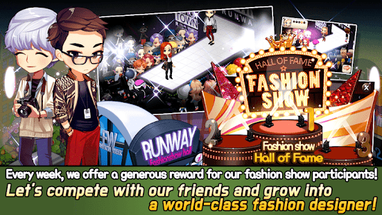 I Love Fashion(ファッションショップ&ドレスアップゲーム)