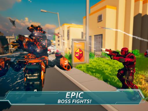 Iron Avenger - Infinite Warfare RPG  screenshots 6
