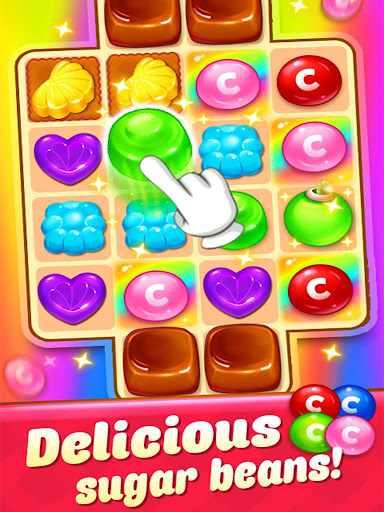 Candy Bomb Fever - 2020 Match 3 Puzzle Free Game screenshots 11