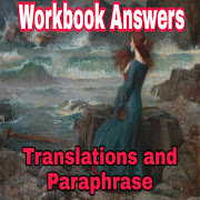 The Tempest Paraphrase and Translation