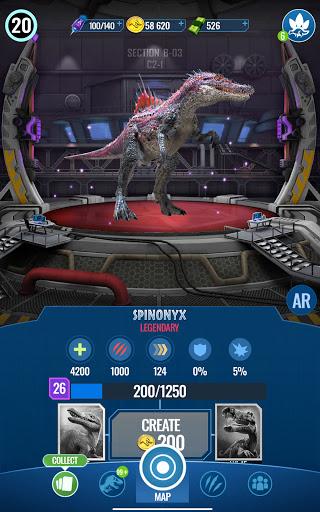 Jurassic World Alive 2.9.29 screenshots 21