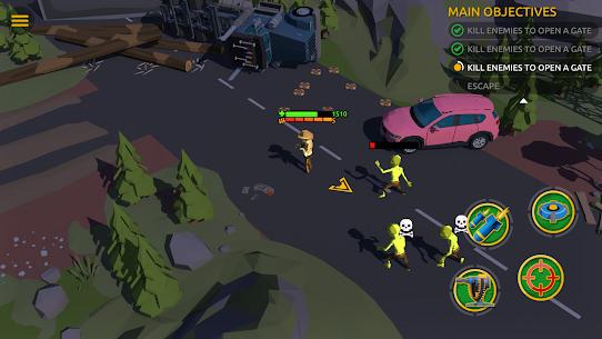 Zombie Blast Crew Mod Apk (UNLIMITED DIAMONDS/GOLD) 8
