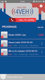 Radio 4VEH 4.4.5 APK Mod Latest Version 2