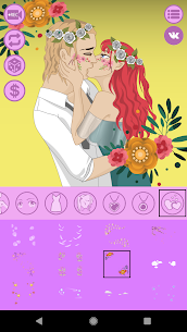 Avatar Maker: Kiss couples For Pc | How To Install (Windows 7, 8, 10 And Mac) 3