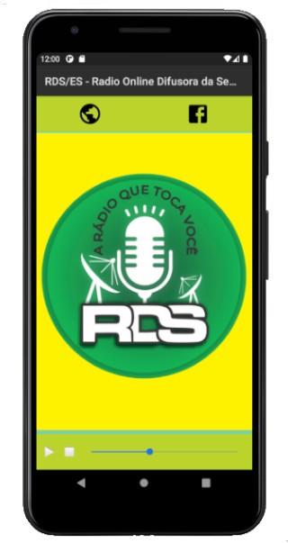 RDS/ES - Radio Online Difusora da Serra 110,5 screenshot 1