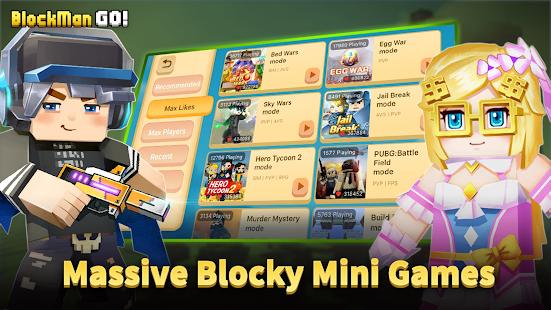 Blockman GO - Adventures 2.10.1 screenshots 1
