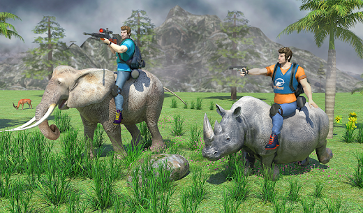 Lost Island Jungle Adventure Hunting Game 8