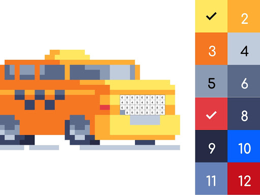 No.Color u2013 Color by Number screenshots 5