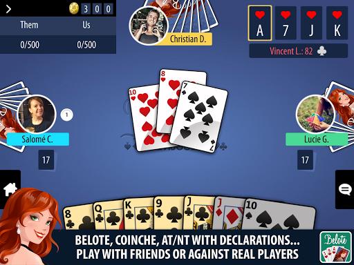 Belote Multiplayer screenshots 12