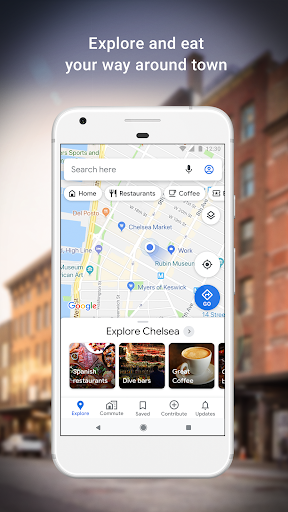 Maps - Navigate & Explore 10.56.1 screenshots 3