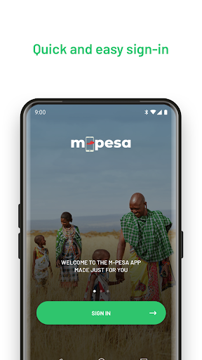M-PESA android2mod screenshots 1