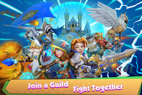 Castle Clash APK MOD 1.9.5 (Unlimited Money/Resources) 5