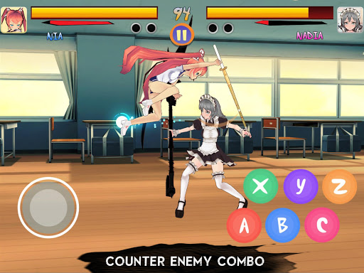 HighSchool Ninja FIGHT! 2.4 screenshots 5