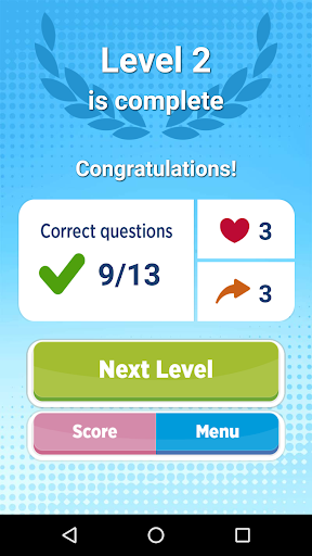 Fact Or Fiction - Knowledge Quiz Game Free 1.42 screenshots 3